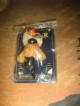 Boyds Bears Miss Minnie Partridge Black Cat Halloween Pin - $19.99