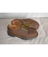 DOC MARTENS Origial FOR LIFE 8 Made in England NOT China Dark tan Oxford... - $55.95