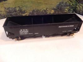Lionel PRE-WAR- 2956 Diecast SEMI-SCALE HOPPER- RE-DECALED - GOOD- H66 - $137.61