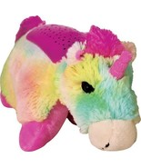 Pillow Pets DreamLites Rainbow Unicorn - $43.82
