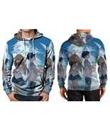 Cauple HOODIE ZIPPER FULLPRINT MEN - $55.99+