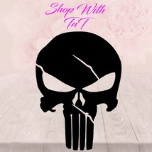 The Punisher | Sticker Decal for windows, computers, flat surface - $5.00+