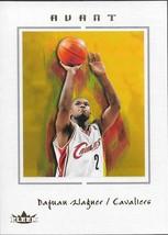 Dajuan Wagner Fleer Avant 03-04 #42 Cleveland Cavaliers - $0.15