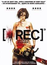 REC 3: Genesis (DVD, 2012, Canadian)