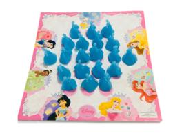Disney Princess Remember Board Game 20 Princess Playing Pieces Kids Match Game - $12.67