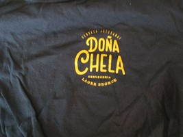 Dona Chela lager bronce T Shirt Size L - $2.99