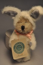 """Boyds Bears & Friends: Chan - 6"""" Plush - Bear in Rabbit Suit - Investment - $12.46"""