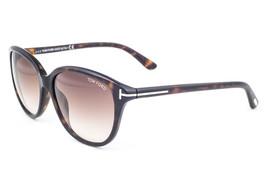 Tom Ford Karmen Havana / Brown Gradient Sunglasses TF329 52F - $165.62