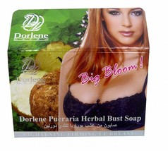 80g HERBAL  Bust Firm Breast Enlargement Enhance Pueraria Mirifica SOAP - $7.91