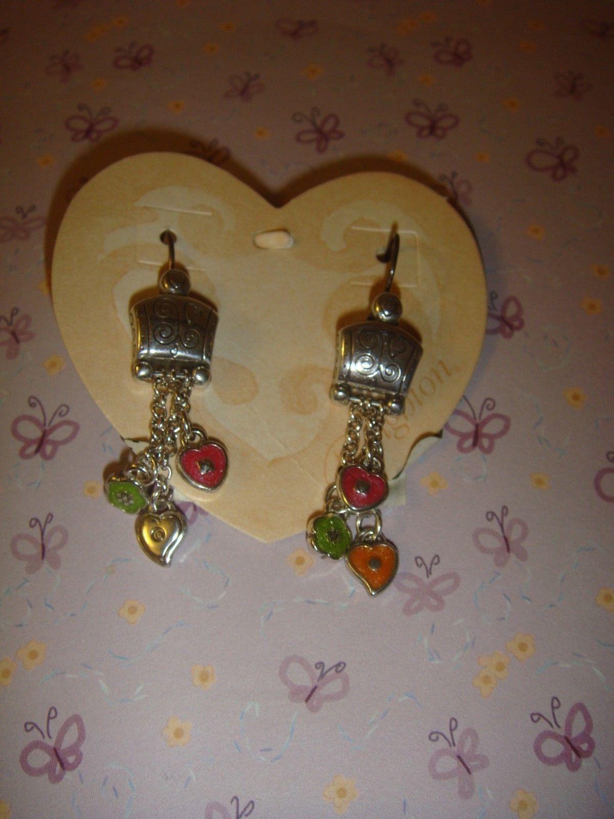 Brighton Havana Leverback Earrings image 2
