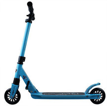 Aluminium Scooter Vivo Smart 125mm Blue Push Scooter ABEC-7 - $87.06