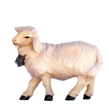 Sheep with Bell for Nativity, Nativity Figurines, Church supplies, Relig... - $12.95+