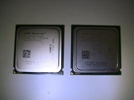 Lot 2 AMD Opteron 4100 series 4130 2.6GHz Quad-Core OS4130WLU4DGN CPU Processor - $16.00