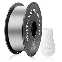 Geeetech PETG Filament 1.75mm, Upgrade Stronger Toughness Printing Consumables,