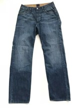 Polo Ralph Lauren Aberdeen Utility Jeans 32 X 34 Men Dark Blue - $29.65