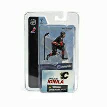 "McFarlane SportsPicks | 2005 JAROME IGINLA | NHL Calgary Flames 3"" Figur... - $22.72"