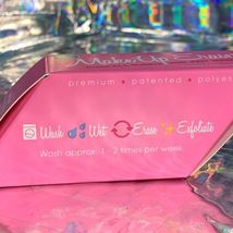 NEW IN BOX MAKEUP ERASER 4inchesx3inches image 3
