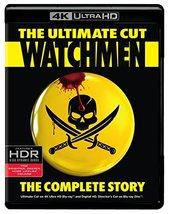 Watchmen Ultimate Cut (4K Ultra HD + Blu-ray + Digital)