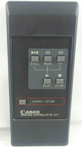 Canon Wireless Remote Controller WL-E77EXP - $14.99