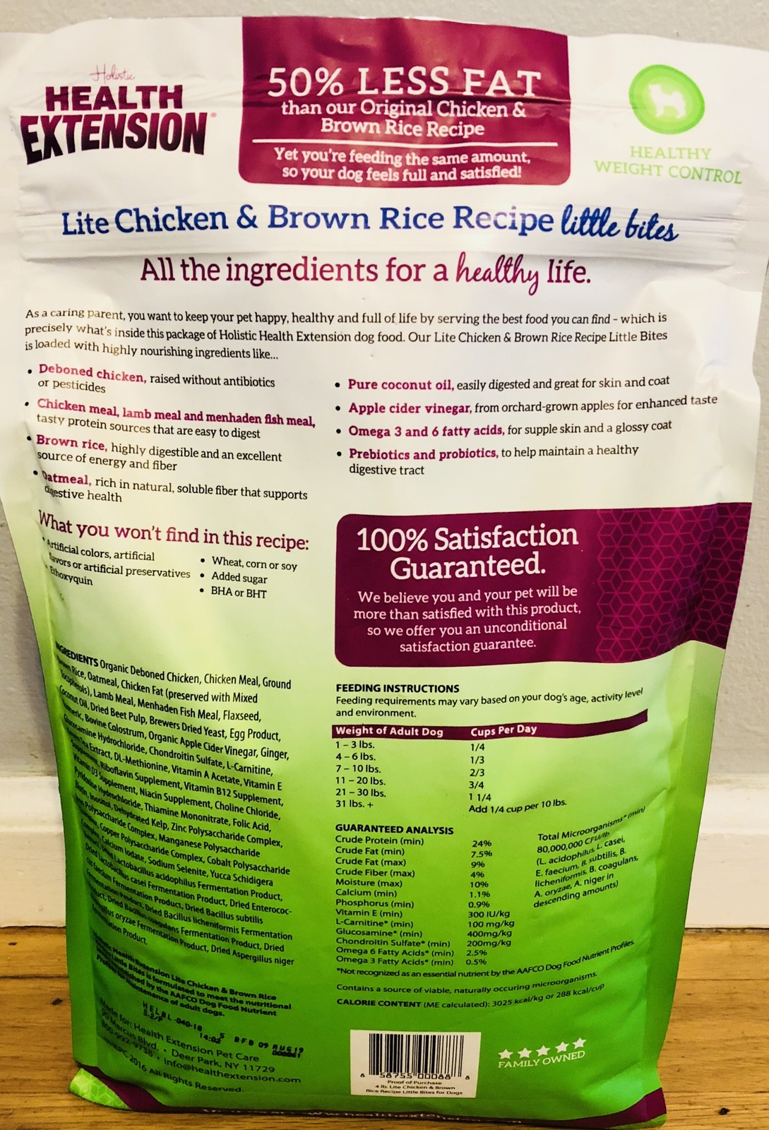 Health Extension Lite Little Bites Chicken And 50 Similar Items