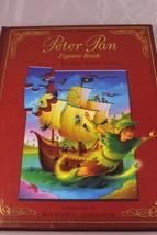 Peter Pan Puzzle JM Barrie Childrens Jigsaw Book 6 - $19.39