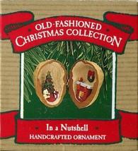 1987 Hallmark Keepsake Ornament - In a Nutshell - Mint in Box - $4.94