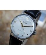 Mens Citizen Phynox 33mm Hand-Wind Dress Watch, c.1950s Vintage Q54 - $611.14