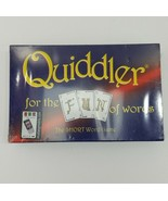 Quiddler The Short Word Card Game For The Fun of Words Family SET - $8.91