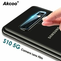 S10 5G Camera Lens Films Ultra Slim High Definition Samsung Galaxy S8 9 ... - $8.91+