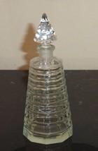 "VINTAGE MOST PRECIOUS PERFUME BY EVYAN EMPTY PERFUME BOTTLE 3 1/4"" TALL - $25.00"