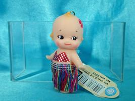 OIKE Rose O'neill Kewpie Japan Dolls Prize Vinyl Mini Figure Keychain Ha... - $19.99
