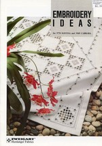 Embroidery Ideas Zweigart Hardanger Pattern/Instructions Leaflet NEW - $5.37