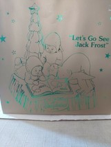 """Dept 56 Snowbabies 1987-1997 """"Let's Go See Jack Frost"""" w/Box Free Shipping - $26.72"""