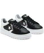 Converse Rivals Pro Leather X2 OX Sneaker 168760C Black White Dr. J  - $48.97
