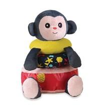Manhattan Toy Savanna Monkey Tactile Activity Stacker - $10.88