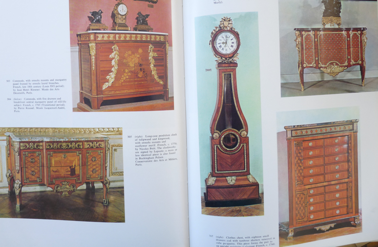 3 Centuries Furniture Molesworth book period styles interior design collecting