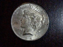 1925 Peace Dollar XF       ID:158426 - $23.76