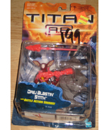 * Titan A.E. Drej Blastin' Stith Battle Action ... - $15.00