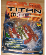 * Titan A.E. Cale w/ Power-Crush Exo Suit MOC T... - $15.00