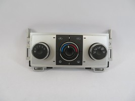 #2295A CHEVY MALIBU 08 09 10 11 12 DASH TEMP AC HEAT AIR CLIMATE CONTROL... - $8.00