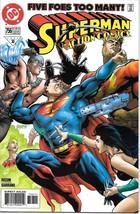 Action Comics Comic Book #756 Superman Dc Comics 1999 Very Fine+ Unread - $2.50