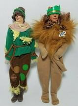 Mattel Ken Dolls Wizard of Oz Dolls Cowardly Lion and Scarecrow Barbie 1... - $23.71