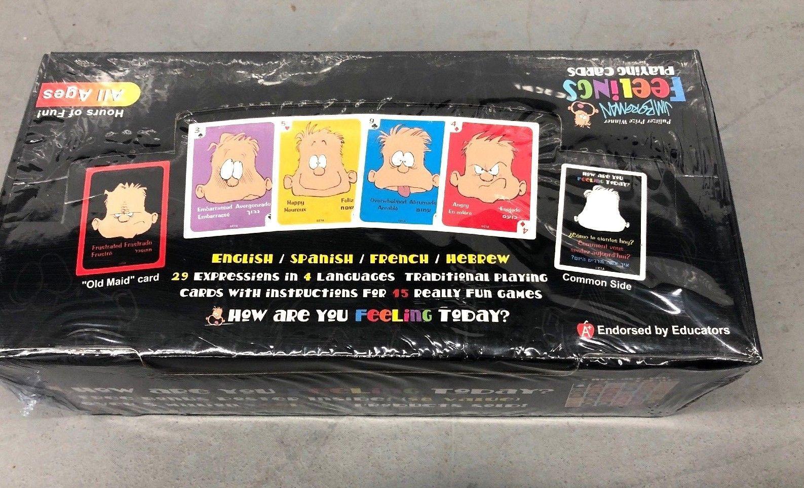 International Feelings Cards Jim Borgman and 50 similar items