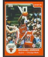 MICHAEL JORDAN Rookie Card RP #101 Bulls RC 1985 S Free Shipping - $2.95