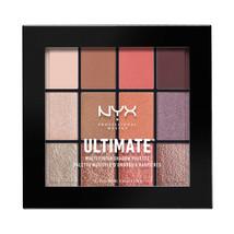 NYX Ultimate MULTI-FINISH Shadow Palette SUGAR HIGH USP06 - $14.80