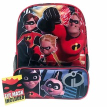 """Disney Incredibles 2 Molded Front 16"""" Backpack Tote, One Size - $17.02"""