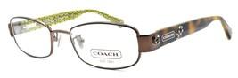 COACH HC5006 9039 Summer Women's Eyeglasses Frames PETITE 47-17-130 Gold... - $59.30