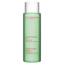 Clarins Toning Lotion with Iris Combination or Oily Skin 6.8 fl oz / 200 ml  - $23.61