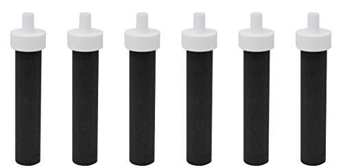 Fette Filter - Replacement Filters for Brita Water Bottles – BPA Free Water Filt