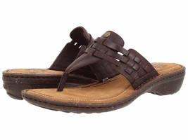 Women UGG® Australia Jenaya Sandals, 1007561 Sizes 6-9 Chocolate Lea Authentic - $69.95